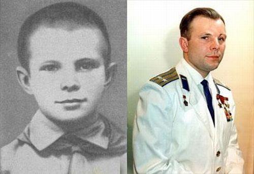 Российские знаменитости в детстве 20