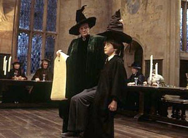 Трехлетний фанат Гарри Поттера застрял в конусе