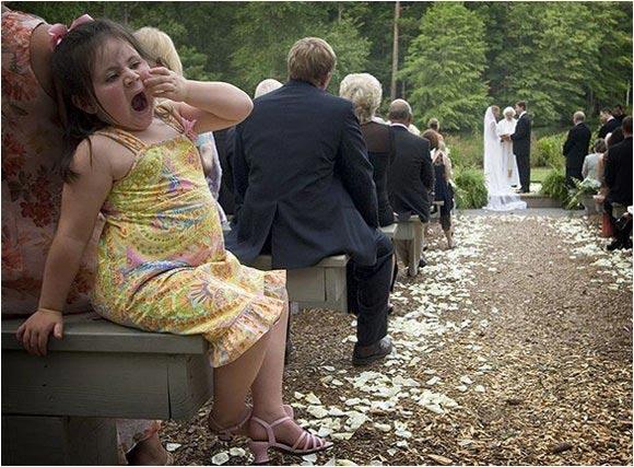 прикольные моменты на свадьбах (24 фото)