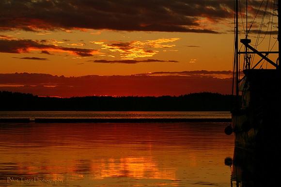 Закаты - восходы