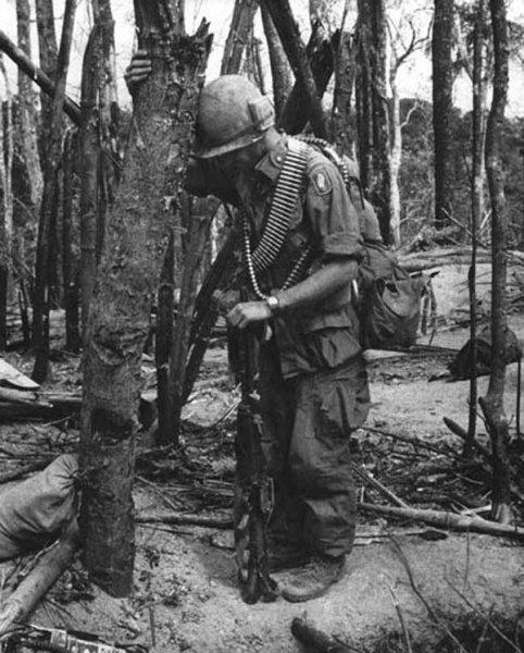 Война во Вьетнаме. Факты и цифры