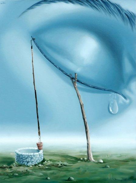 Иллюзии художника Mihai Criste (50 работ)