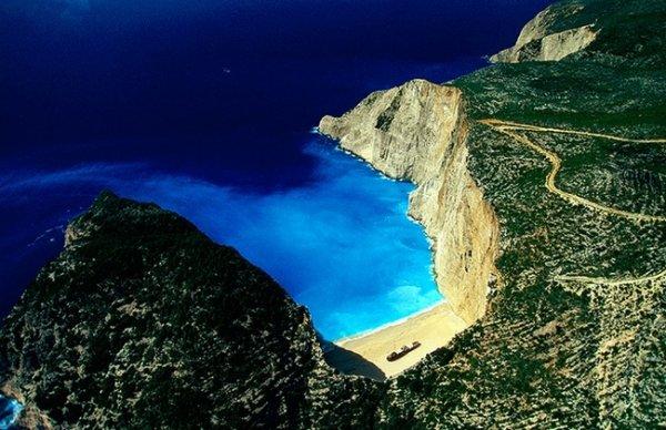 Красоты Земли с высоты (10 фото)