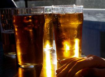 Ученые доказали пользу пива после спортивных упражнений