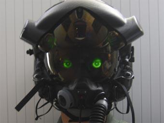 Новый супершлем британских пилотов