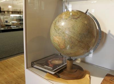 Глобус Гитлера продан за 115 тысяч долларов