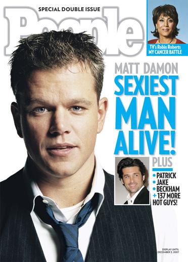 Самые сексуальные мужчины от журнала People (14 фото)