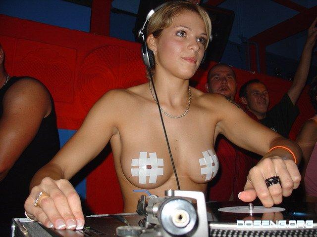 Порно фото диджей