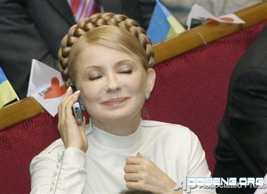 Фотожаба на Тимошенко (30 работ)