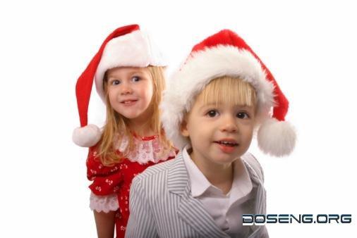 Как заказать Деда Мороза в Новый Год для малыша