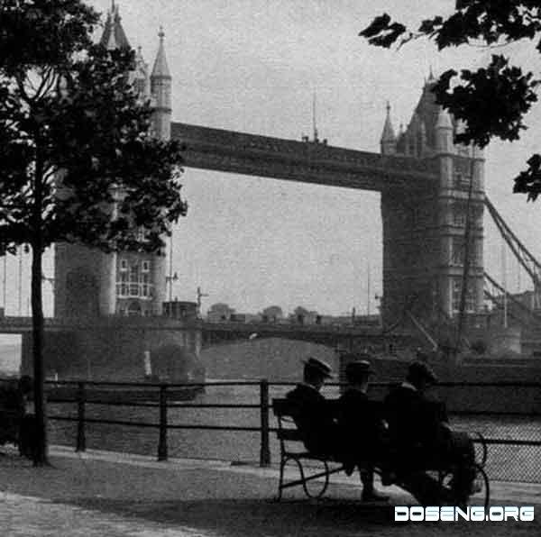 Лондон начало XIX века (32 фото)