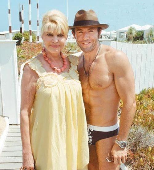 Малахов отдохнул с 58-летней женой миллиардера