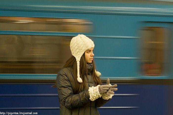 девушка на визив метро строгино