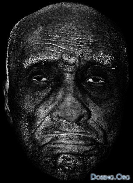 Уникальная коллекция портретов людей возрастом больше 100 лет (16 фото + те ...