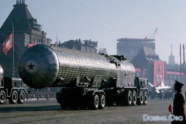 На Красной площади снова будут танки (13 фото)