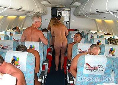 Немецкий туроператор приглашает на нудистский рейс