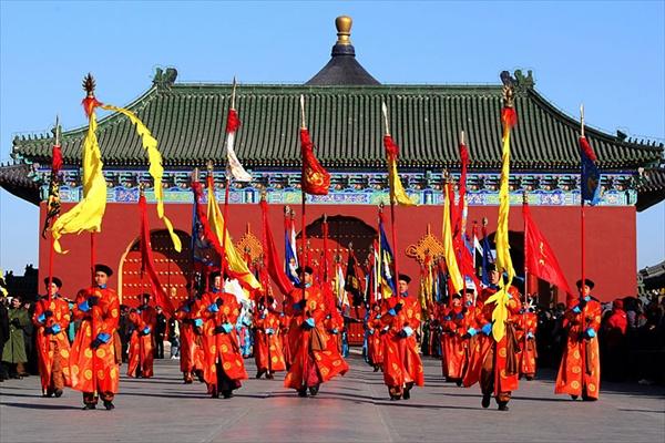 Китайский новый год (10 фото)