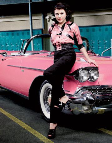 Дочь Курта Кобейна и Кортни Лав снялась для журнала Harper's Bazaar