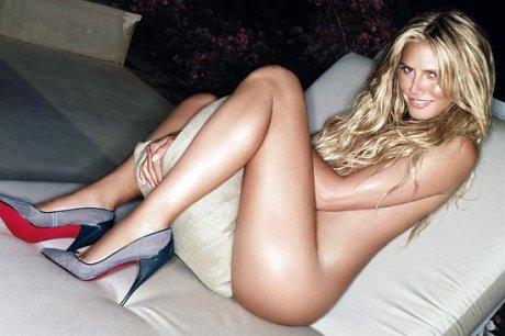 Хайди Клум признана самой сексуальной моделью в мире