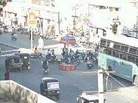 Перекрестки в Индии