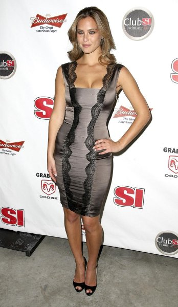 Bar Refaeli �� Sports Illustrated 2008 Swimsuit Issue Launch Party (8 ����)