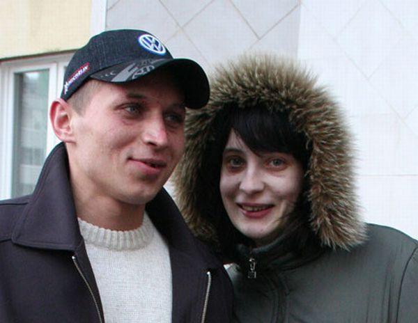 Нашумевшая авария под Минском (8 фото)