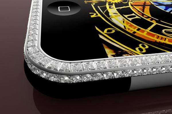 Самый дорогой iPhone в мире Princess Plus (3 фото)