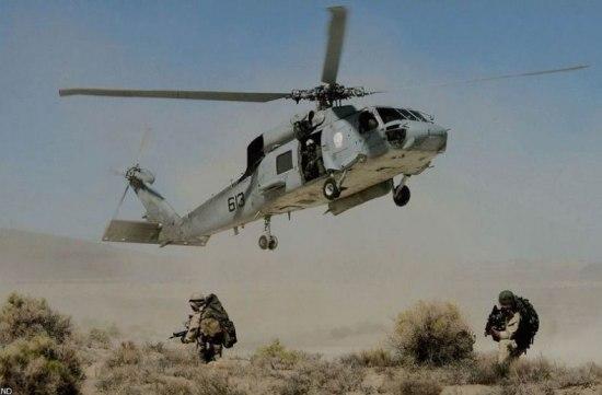 Подготовка американского спецназа Seals (27 фото)