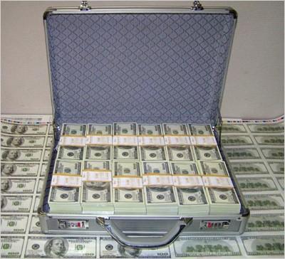 Грабитель банка выиграл в лотерею миллион долларов