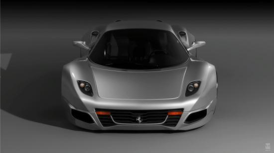Дебют нового Ferrari на Парижском Motor Show