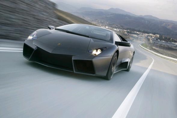 Новые фотографии суперкара Lamborghini Reventon