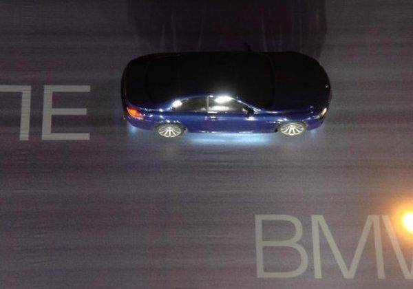 Самая дорогая реклама BMW (10 фото)