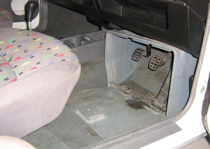 Противоугонное устройство для авто своими руками