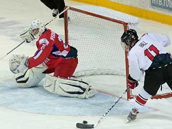 Канада разгромила Россию в финале юниорского чемпионата мира по хоккею