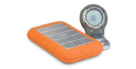 LaCie Rugged Hard Disk вместит 500ГБ