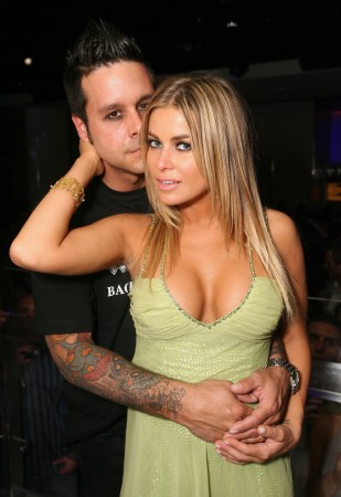 Carmen Electra-Birthday party in Las Vegas [HQ]