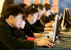 Китайцы подвинули американских Интернет-пользователей