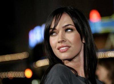Cамой сексуальной женщиной в мире признана актриса Меган Фокс