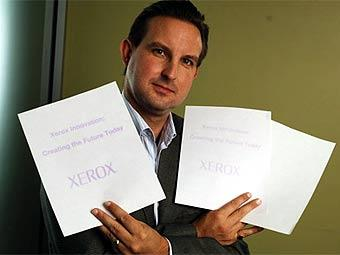 Xerox показал многоразовую бумагу