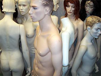 В эстонских ателье появятся манекены-роботы