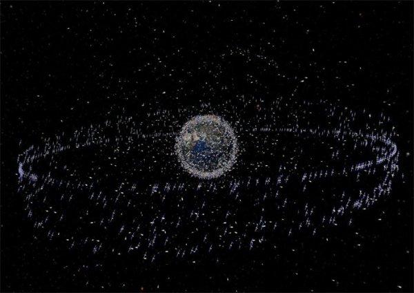 Вот так теперь Земля выглядит из космоса... (5 фото)