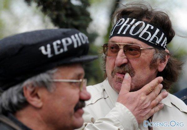 Настоящие жертвы чернобыльской аварии