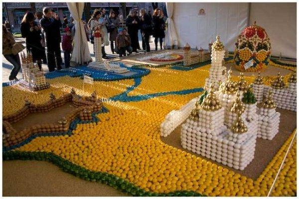 Яйца Украины (4 фото)