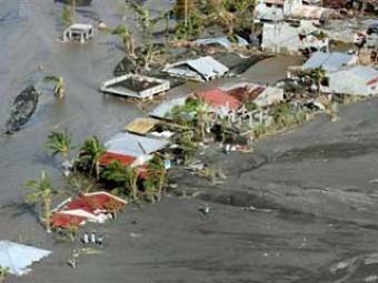 Ураган в Мьянме: уже почти 4000 погибших