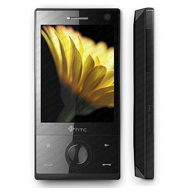 стильный сенсорный телефон - HTC Touch Diamond.