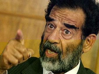 Опубликованы тюремные дневники Саддама Хусейна
