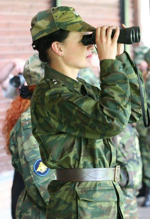 Сексуальное обеспечение в русской армии