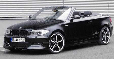 Кабриолет AC Schnitzer ACS1 на базе BMW 1-серии
