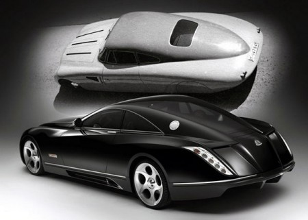 Maybach Exelero - суперкар за 8 млн. долларов