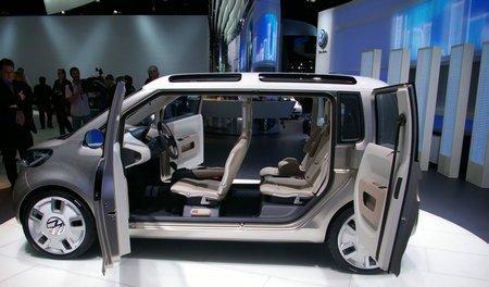 Volkswagen и Sanyo облегчат машину на 200-300 килограмм